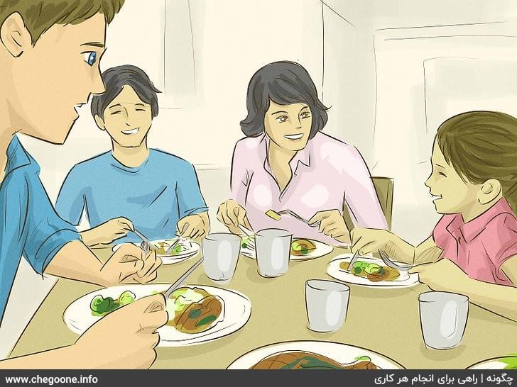 چگونه زندگی خانوادگی بهتری داشته باشیم