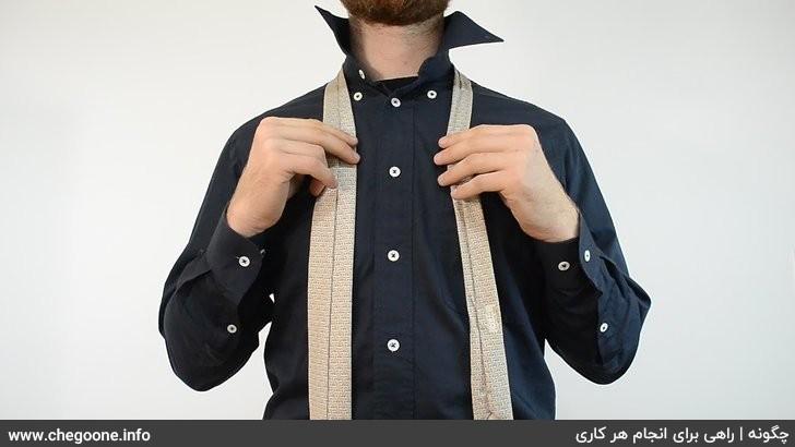 چگونه کراوات را به 4 روش متفاوت ببندیم