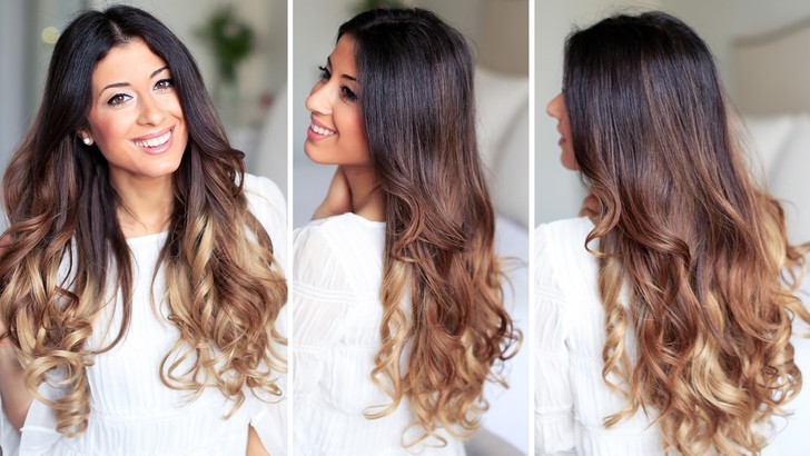 چگونه موهای خود را با استفاده از اتو مو مدل دار كنیم