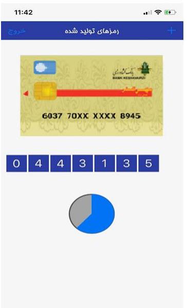 چگونه رمز دوم پویا بانک کشاورزی را بگیریم