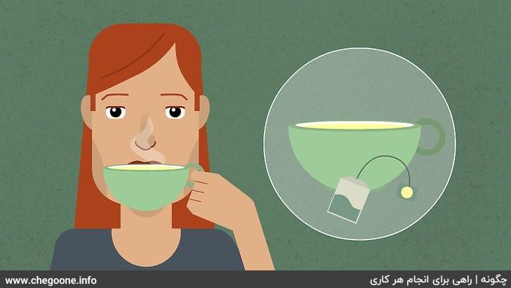 چگونه از سرماخوردگی بطور طبیعی سریع خلاص شویم