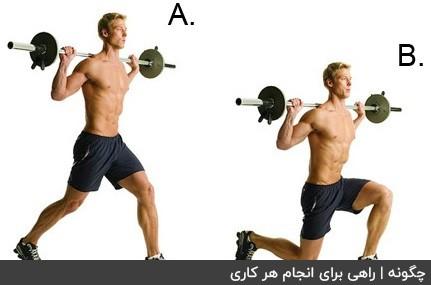 چگونه عضلات پا حجیم و خوش فرم داشته باشیم