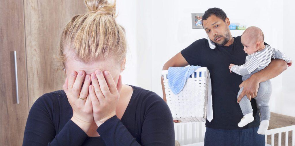 چگونه افسردگی پس از زایمان را پشت سر بگذاریم + دلایل، علائم و رفع آن