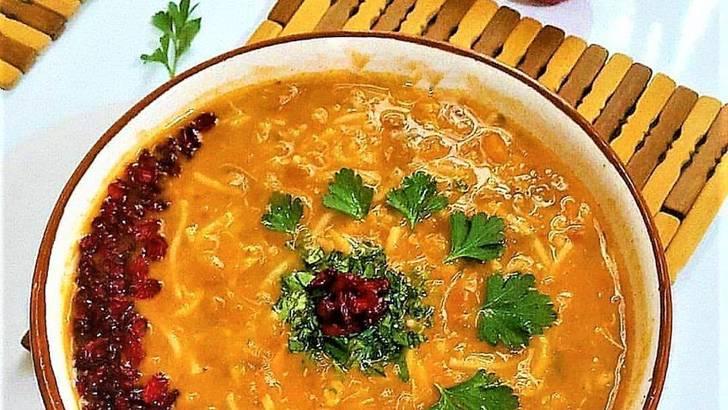 چگونه سوپ جو مجلسی درست کنیم