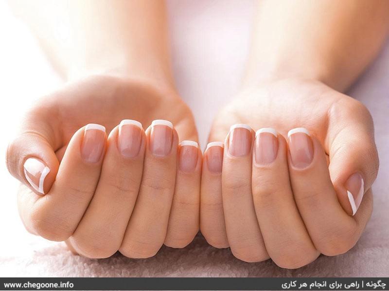 چگونه ناخن های سالم و زیبا داشته باشیم