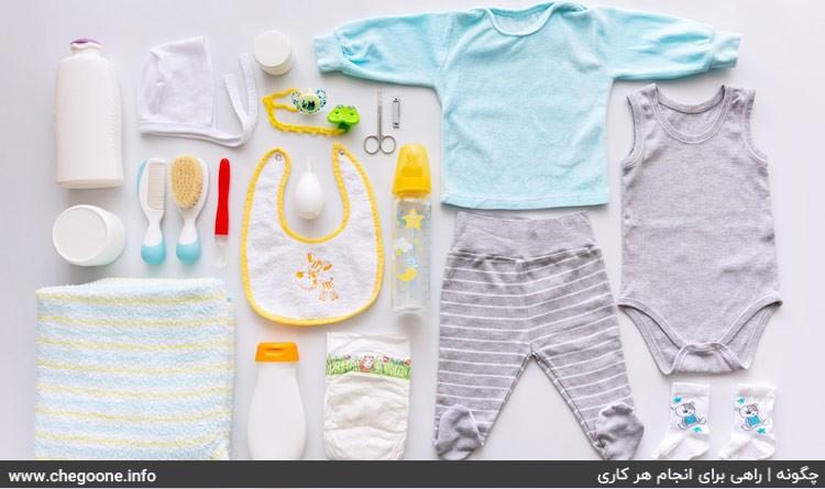 چگونه سیسمونی نوزاد تهیه کنیم