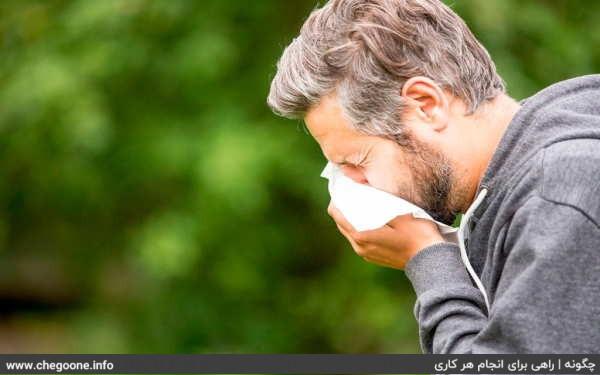 چگونه با آلرژی فصلی مقابله کنیم