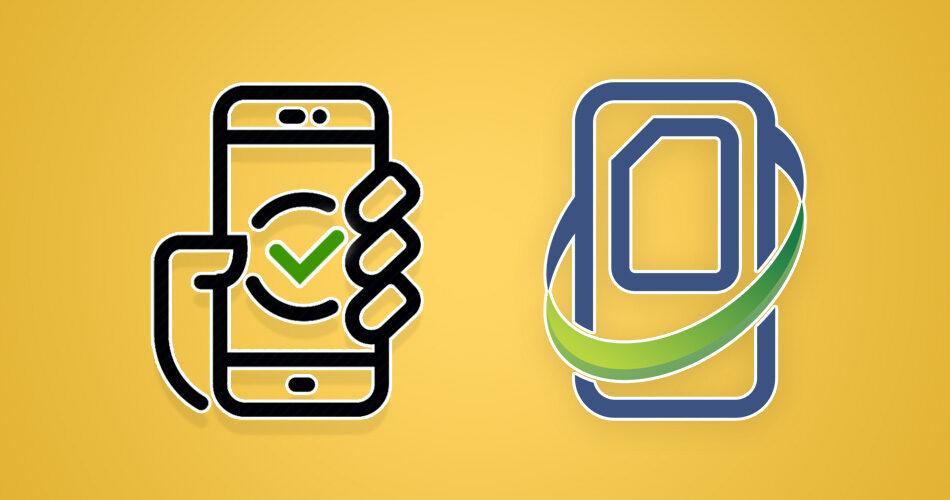 چگونه گوشی همراه را در سامانه همتا رجیستری و فعال کنیم