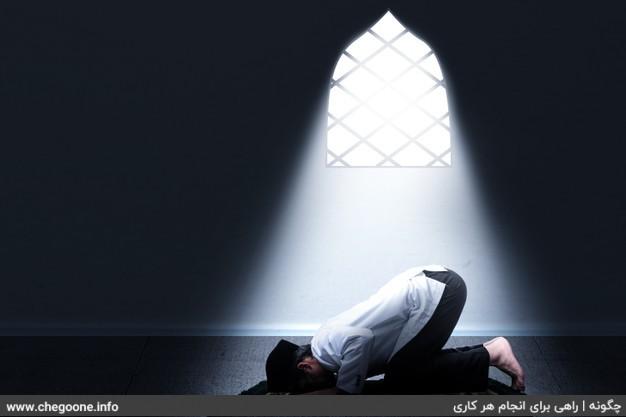 چگونه نماز شب بخوانیم