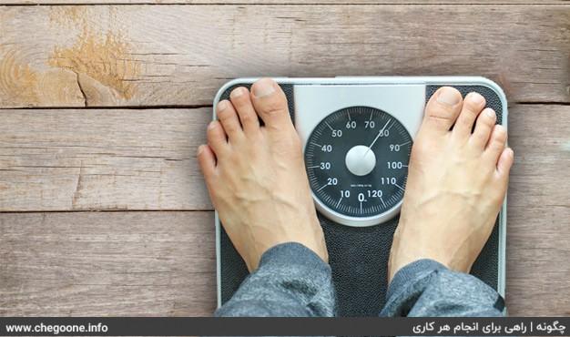 چگونه بدون رژیم غذایی لاغر شویم