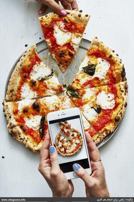 چگونه خمیر پیتزای خانگی و حرفه ای درست کنیم