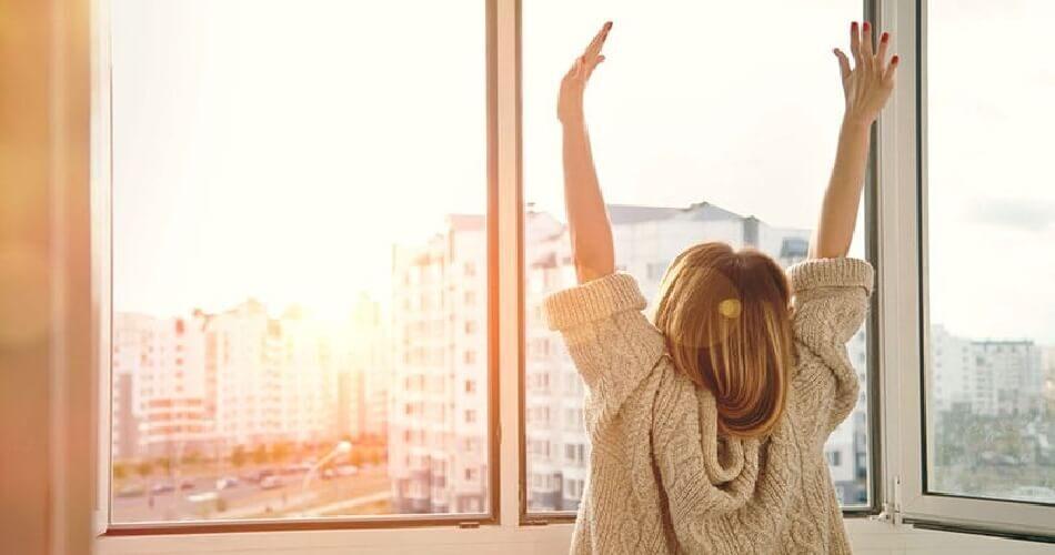 زود بیدار شدن و سحرخیزی