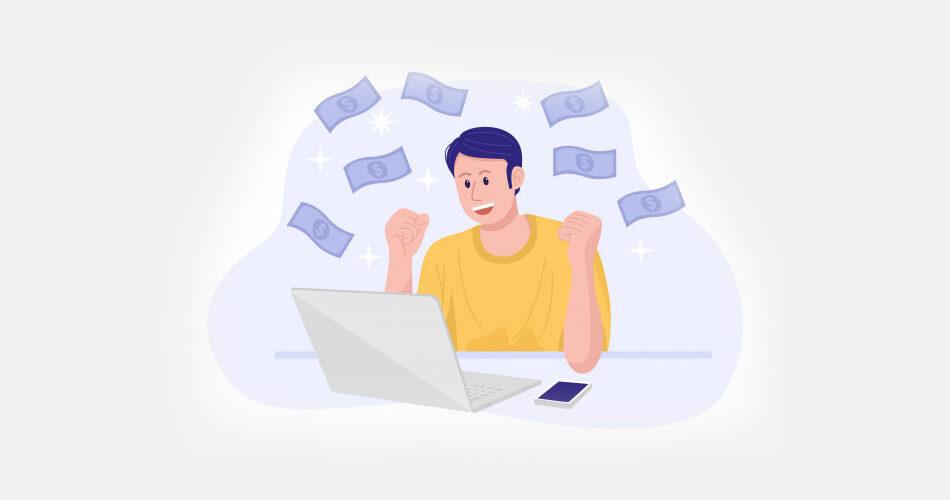 چگونه از اینترنت کسب درآمد کنیم