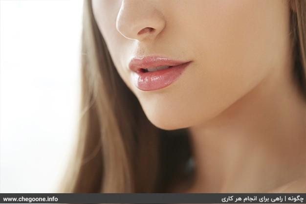 چگونه چهره زیبا و بدون آرایش داشته باشیم
