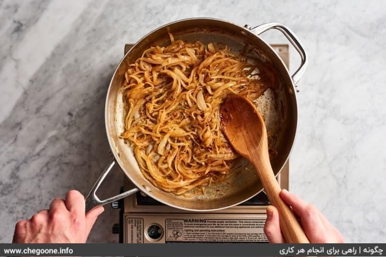 چگونه عدسی خوشمزه و لذیذ درست کنیم
